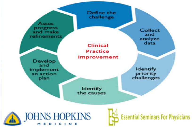 Clinical Practice Improvement 1.0 CME