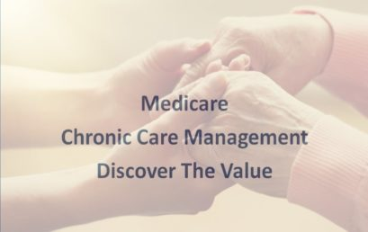 Medicare Chronic Care Management 1.5 CME