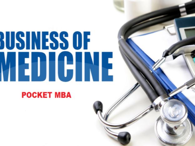 Business of Medicine Pocket MBA Certificate 16 CME course image