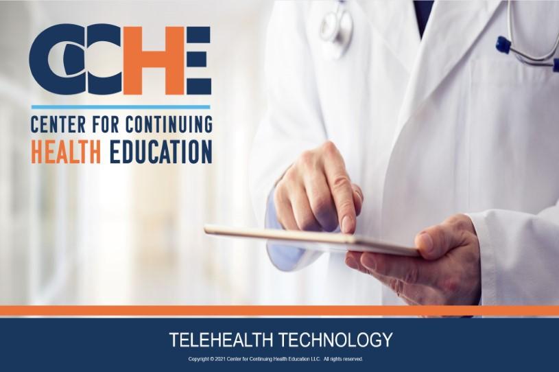 Telehealth Technology 2.0 CME