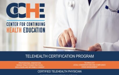 Certified Telehealth Physician Program 11.0 CME