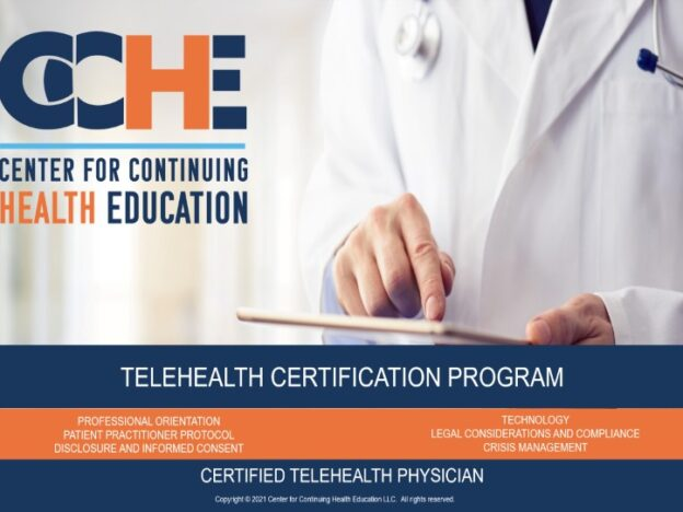 Certified Telehealth Physician Program 11.0 CME course image